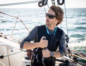 Rencontre : Romain Pilliard, coureur au large et marin écolo