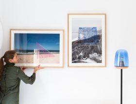 Chez Amélie Maison d'Art, la galerie du futur