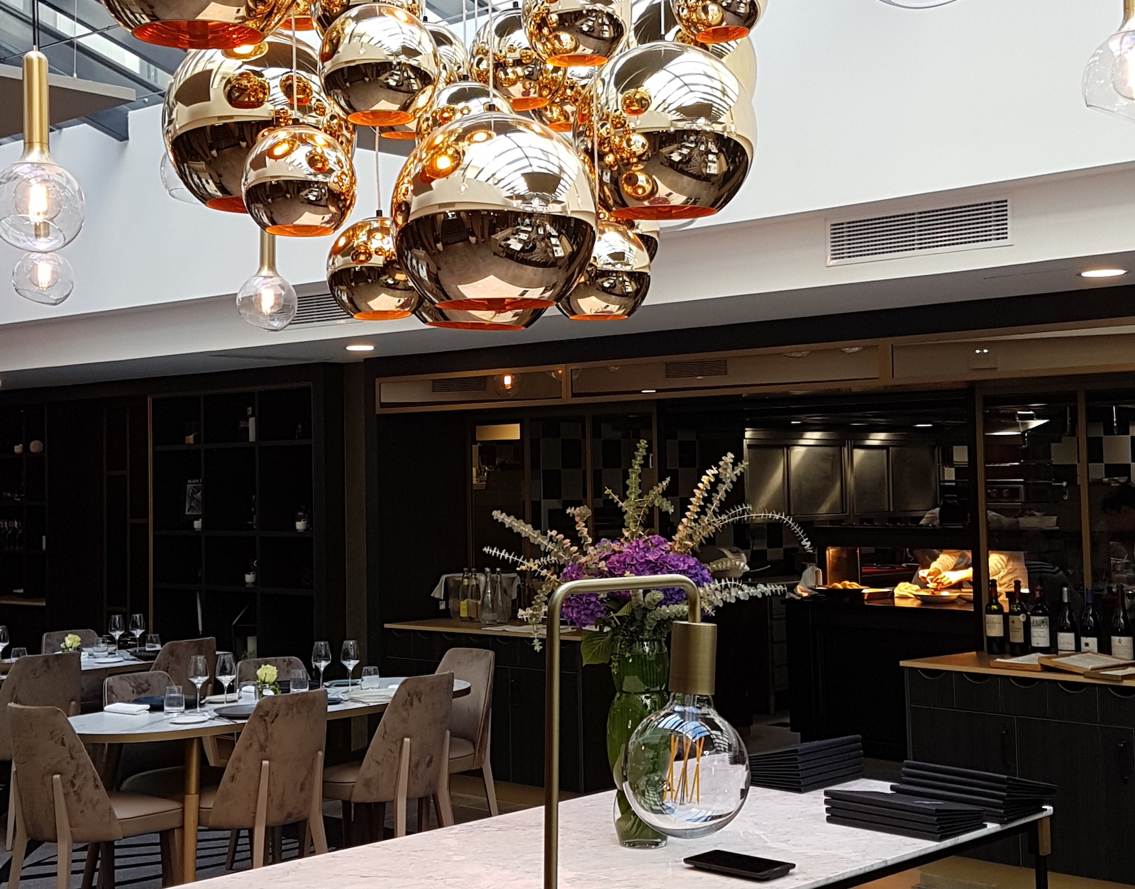 La Verrière Restaurant Paris 1