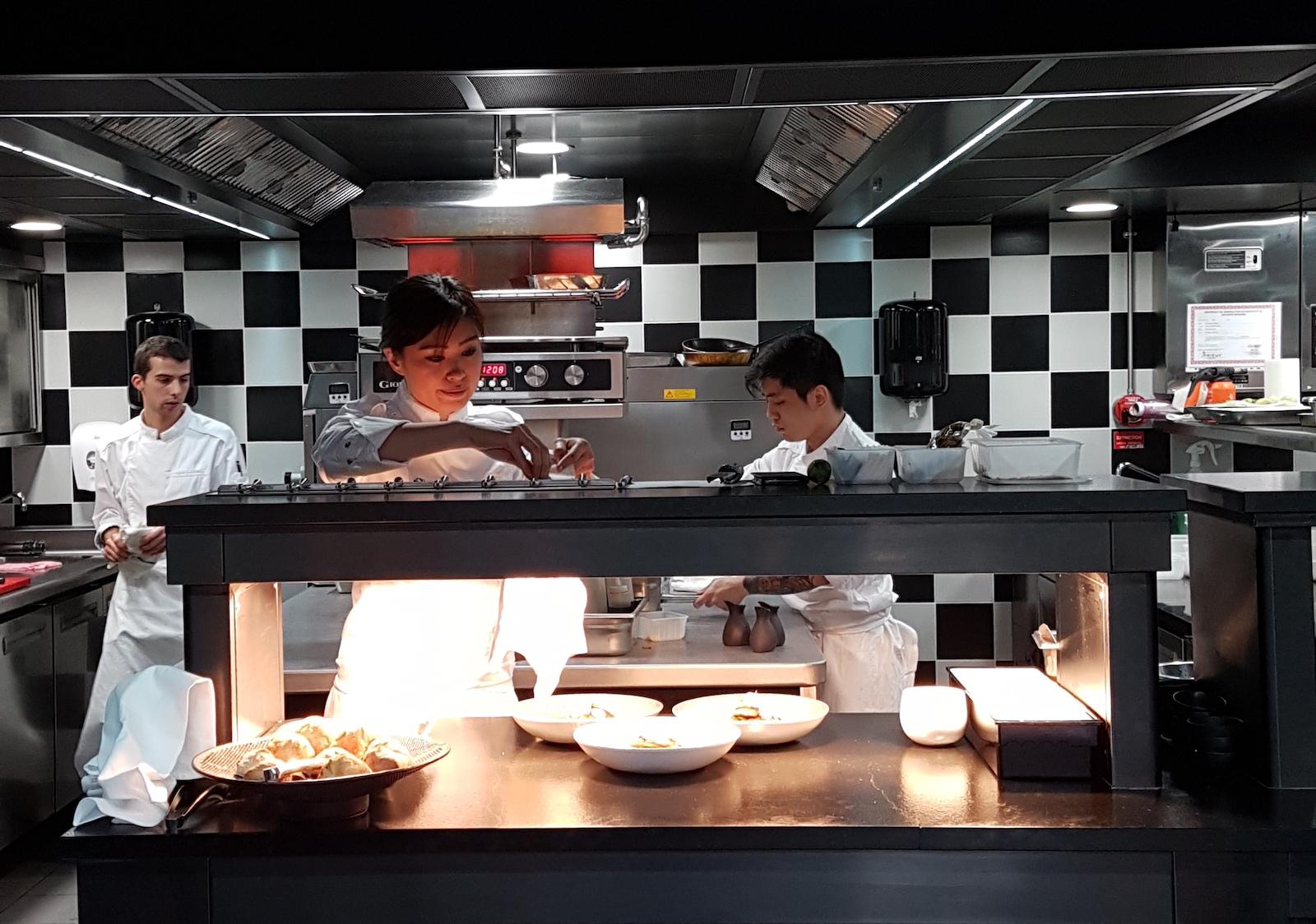 La Verrière Restaurant Paris 2