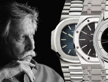 Gérald Genta, le Pininfarina de l'horlogerie