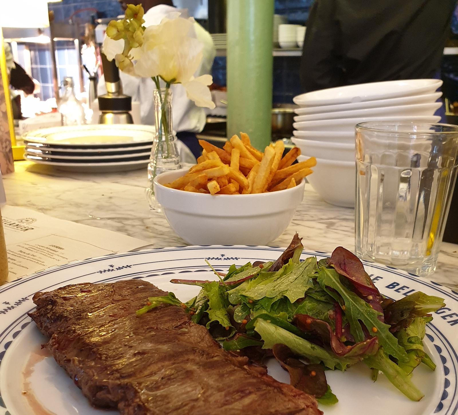 Brasserie Bellanger Restaurant Paris 3