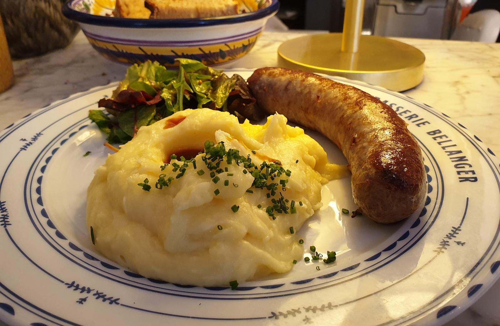 Brasserie Bellanger Restaurant Paris 4