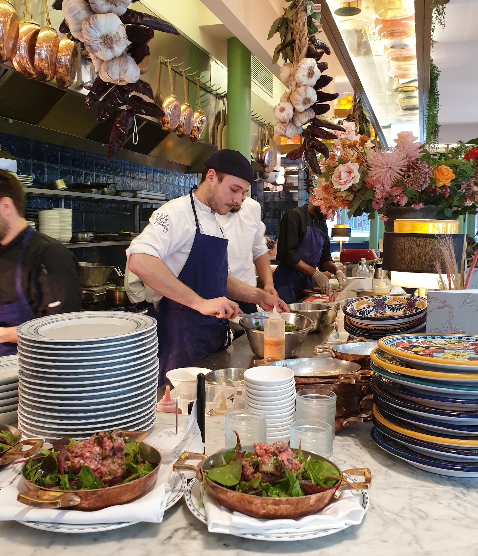 Brasserie Bellanger Restaurant Paris 6