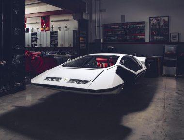 La Ferrari Modulo, icône du design 70