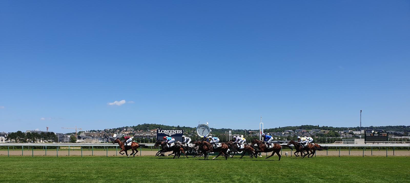 Course Deauville