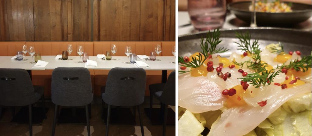 Grand Refectoire Hotel Dieu Restaurant Lyon 5