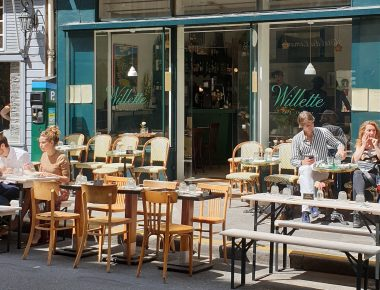 Willette, la belle petite terrasse « frenchie » du coin de la rue