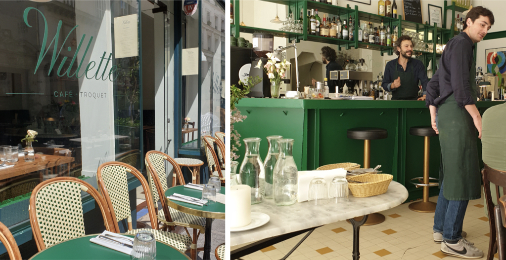Willette Restaurant Paris 6