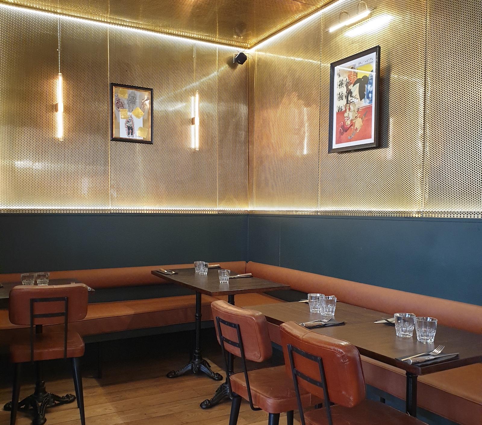 Bruce Restaurant Paris 1