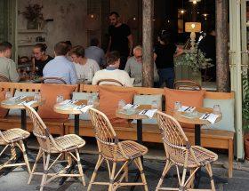 Grand Café d'Athènes : le grec bourgeois-bohème