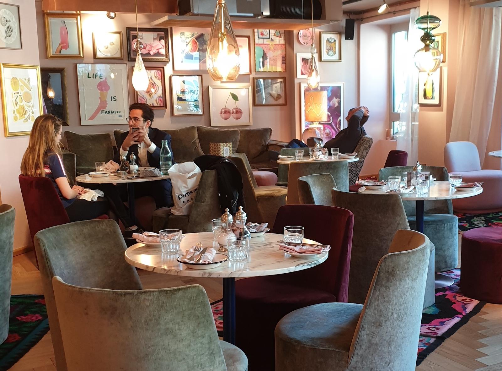 Neni Restaurant Paris 2