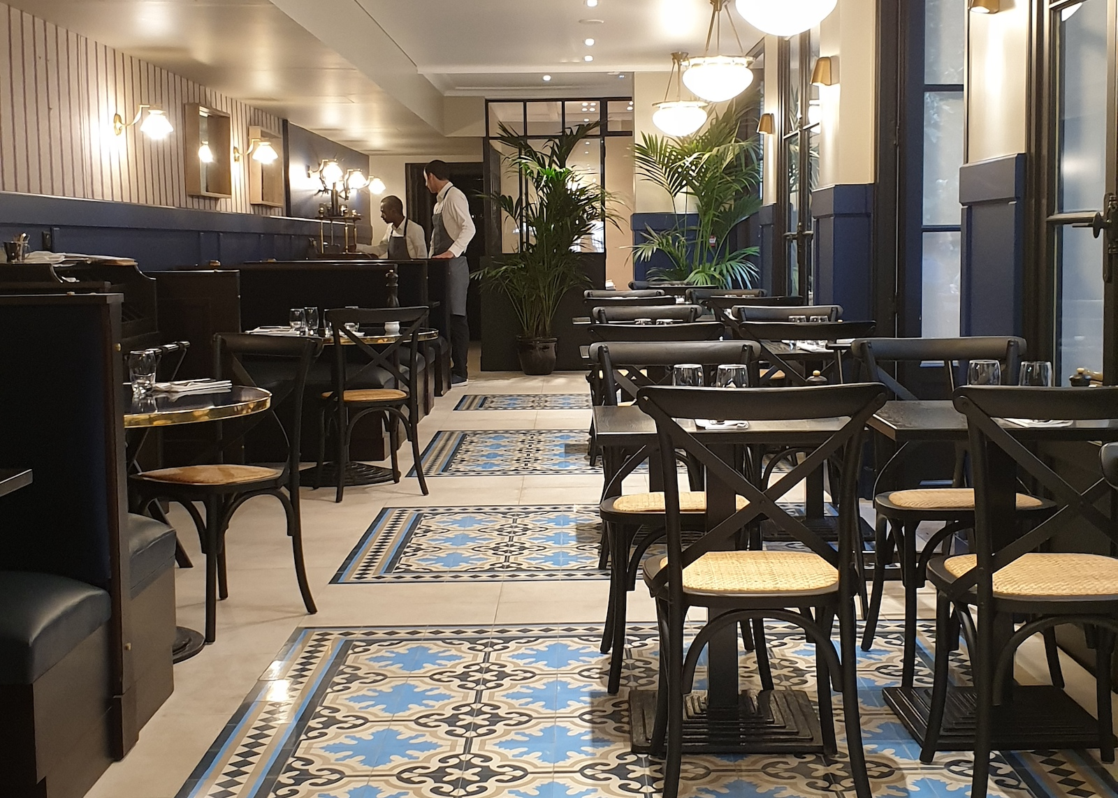 Rotisserie Gallopin Restaurant Paris 2