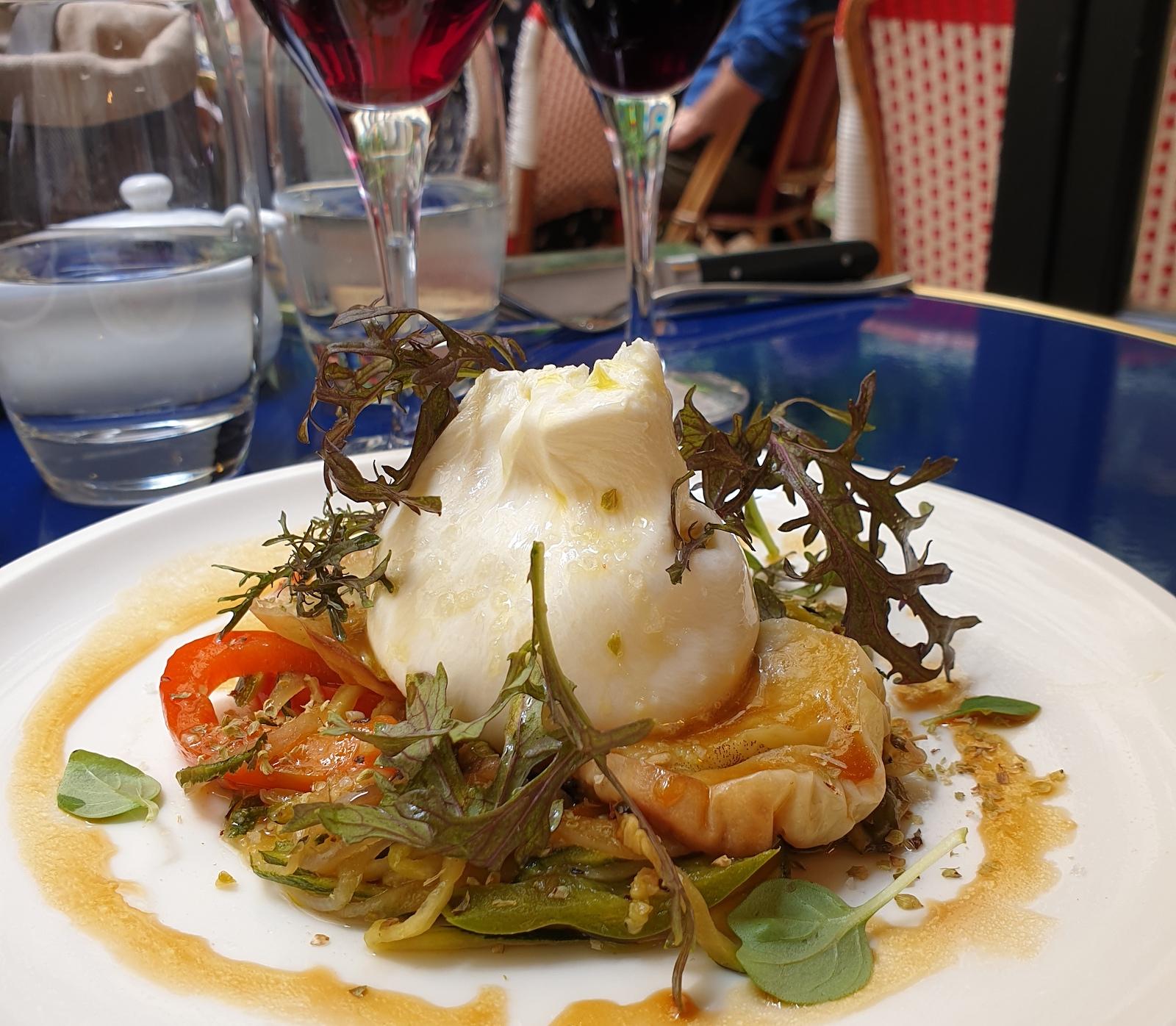 Rotisserie Gallopin Restaurant Paris 6
