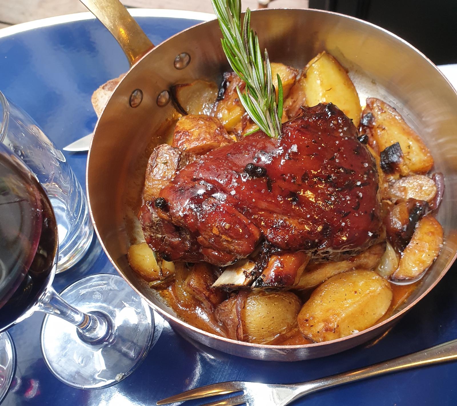 Rotisserie Gallopin Restaurant Paris 7