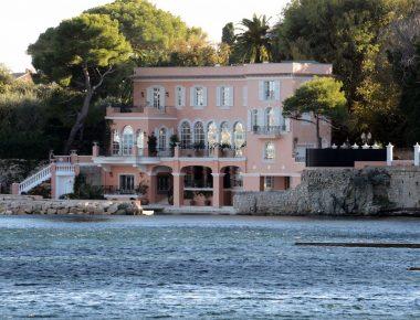 La Villa Fleur du Cap, joyau de la côte à Saint-Jean-Cap-Ferrat