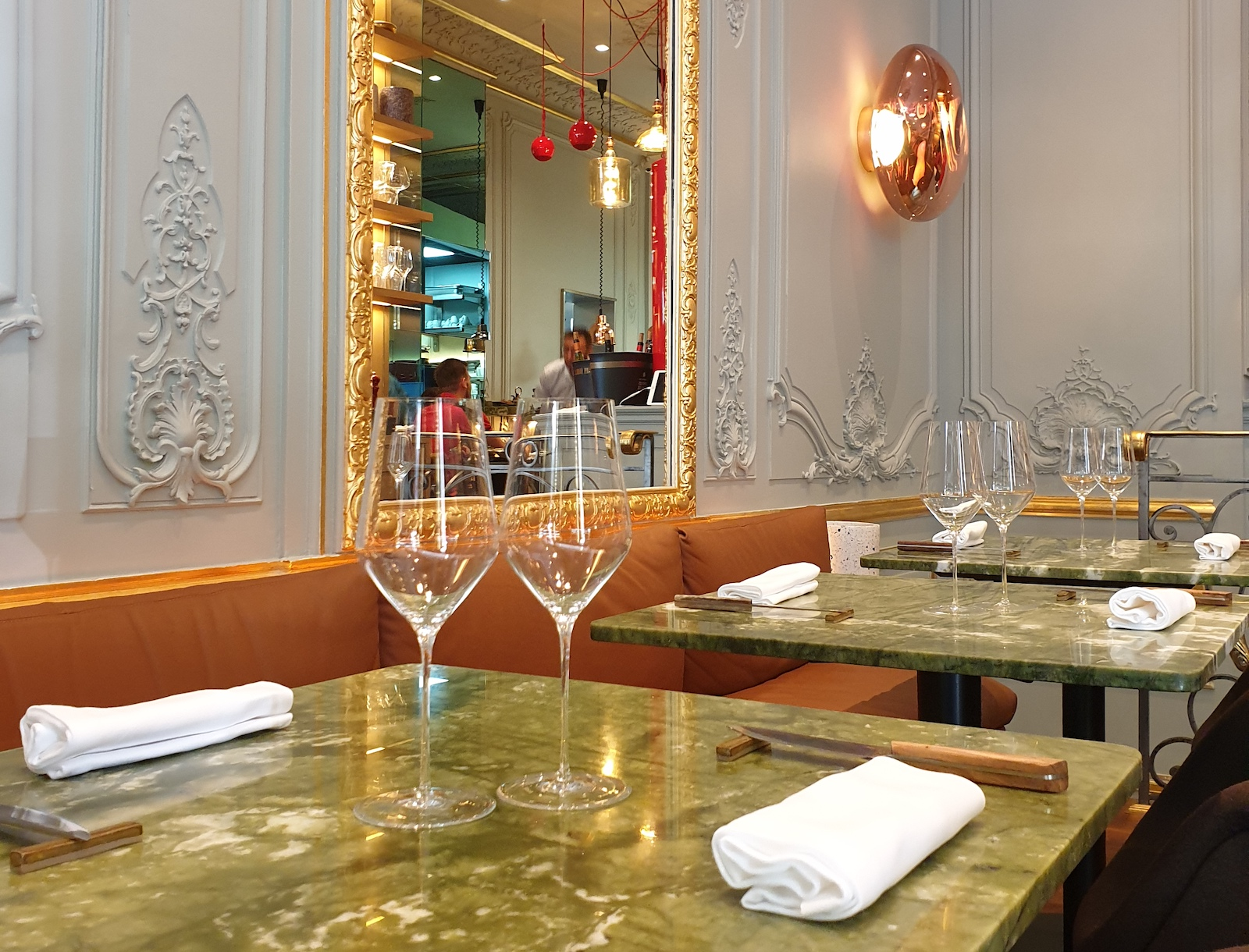 Contraste Restaurant Paris 1