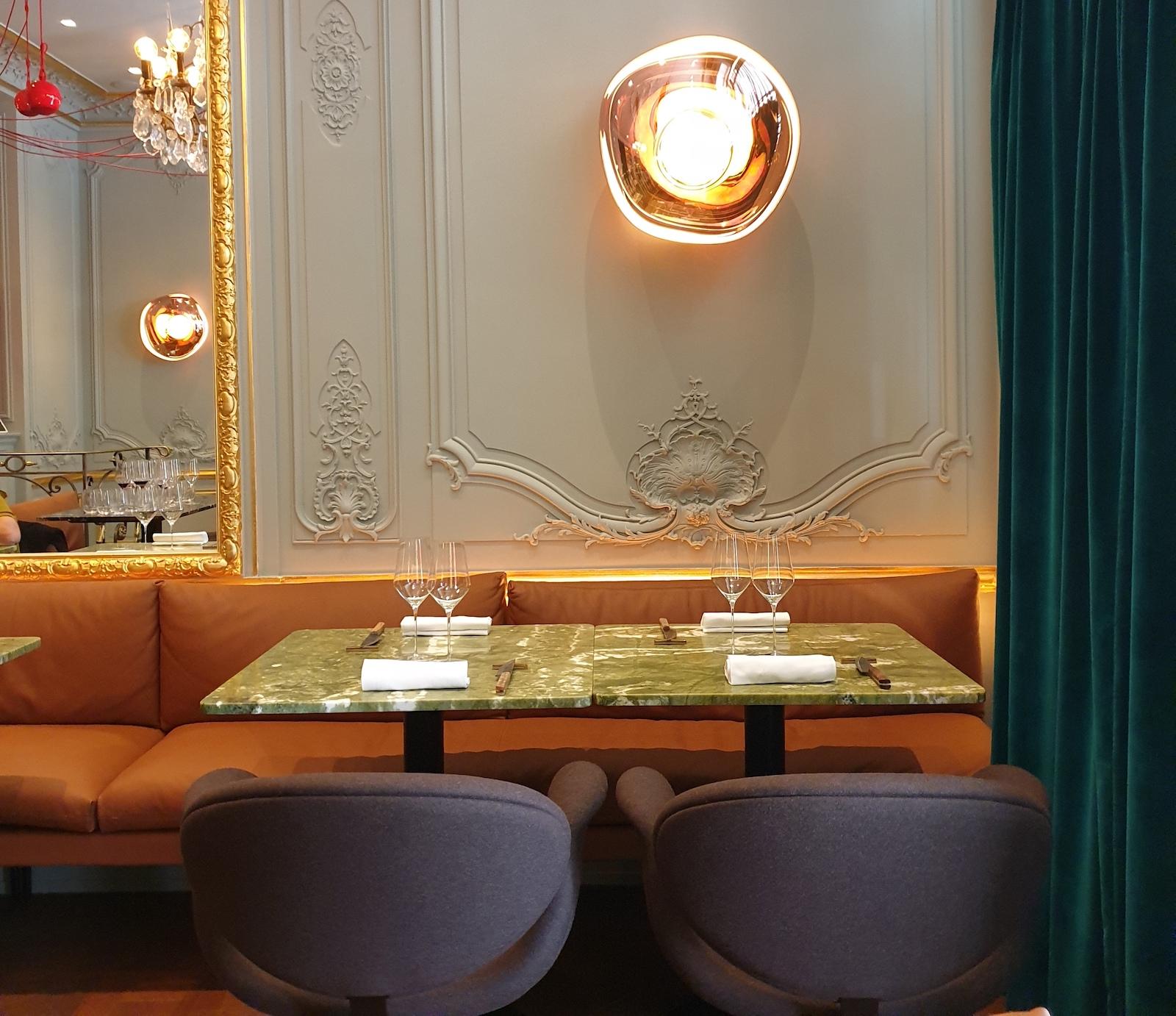 Contraste Restaurant Paris 2