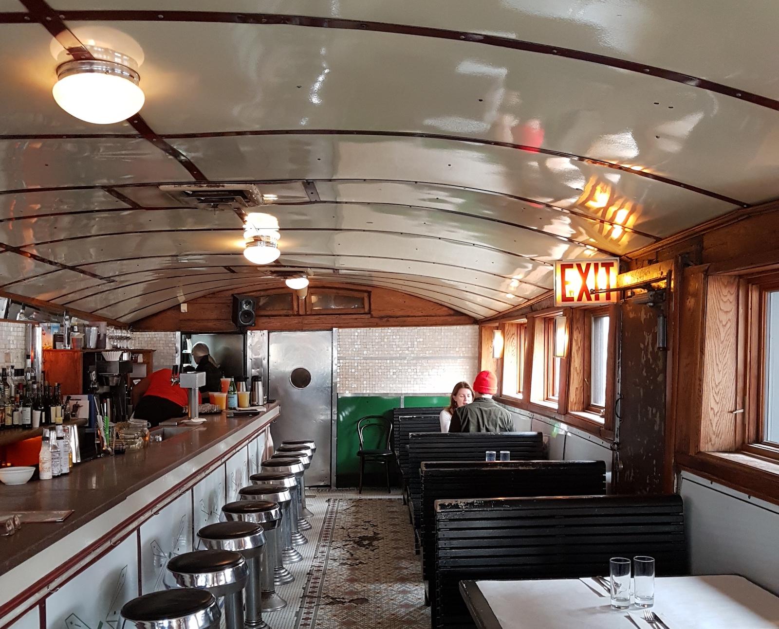 Diner Brooklyn Williamsburg 1