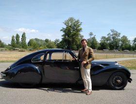 Incomparables Bugatti à la Cité de l'Automobile de Mulhouse