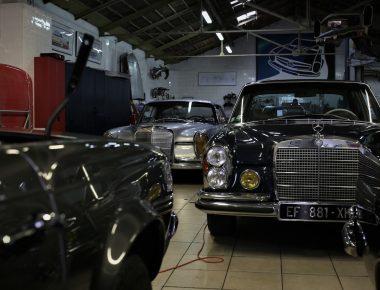 Boris Bracq, Mercedes en héritage