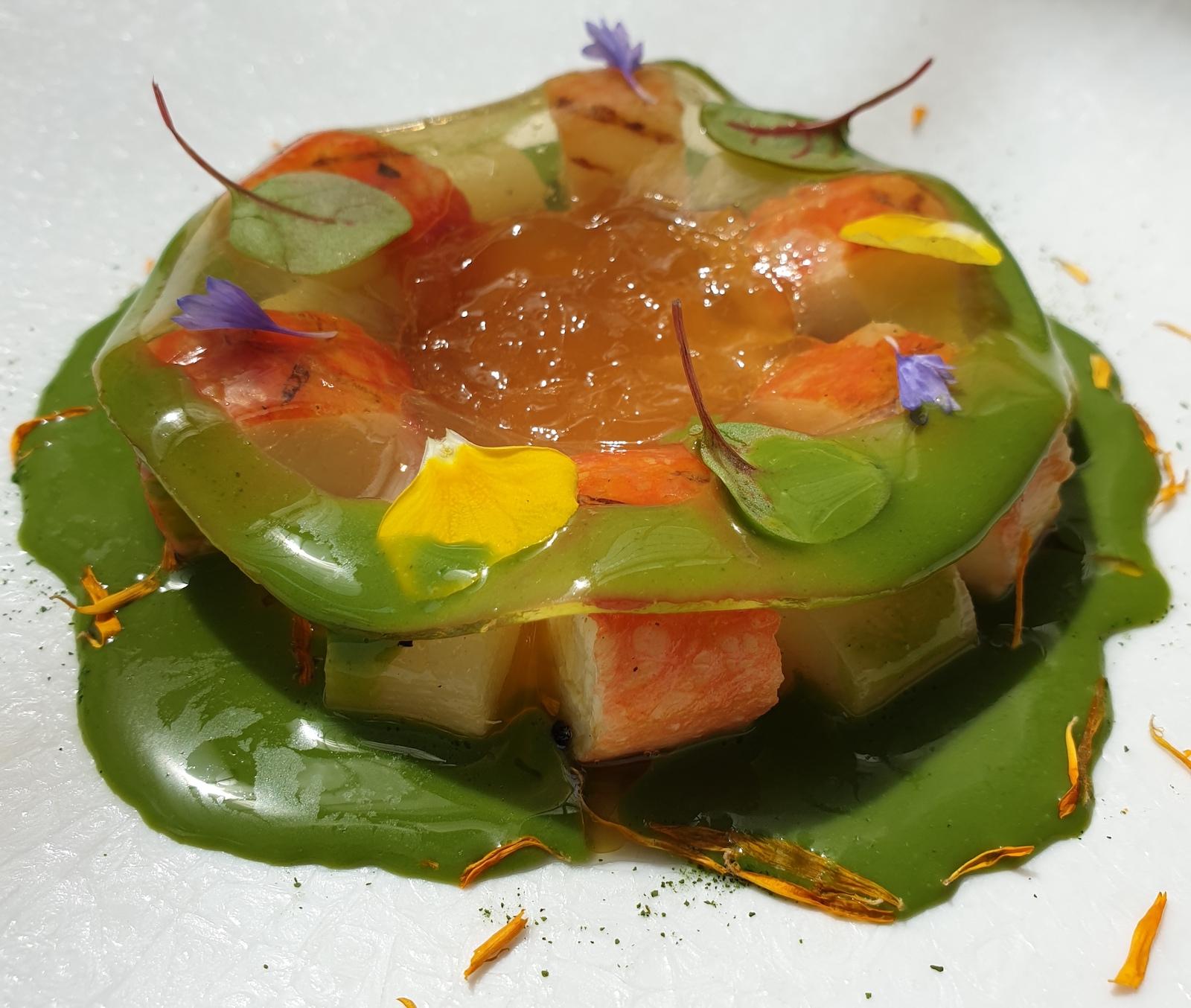 Orangerie George V Restaurant Paris 14