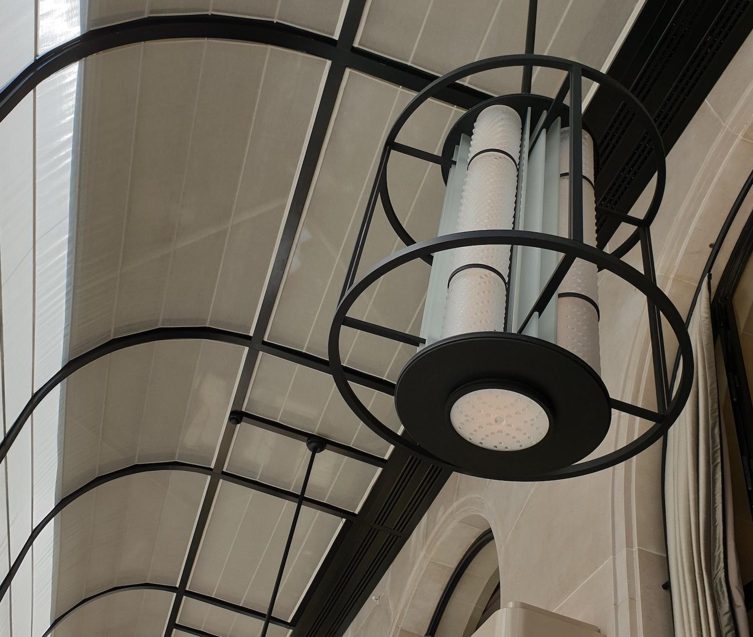 Orangerie George V Restaurant Paris 2