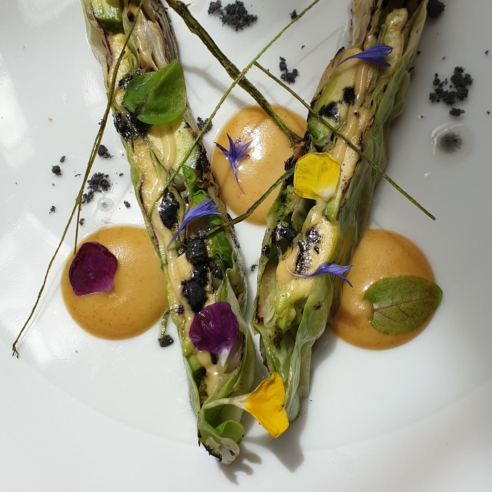 Orangerie George V Restaurant Paris 5