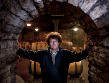 Philippe Pacalet, plus grand sera le vin !
