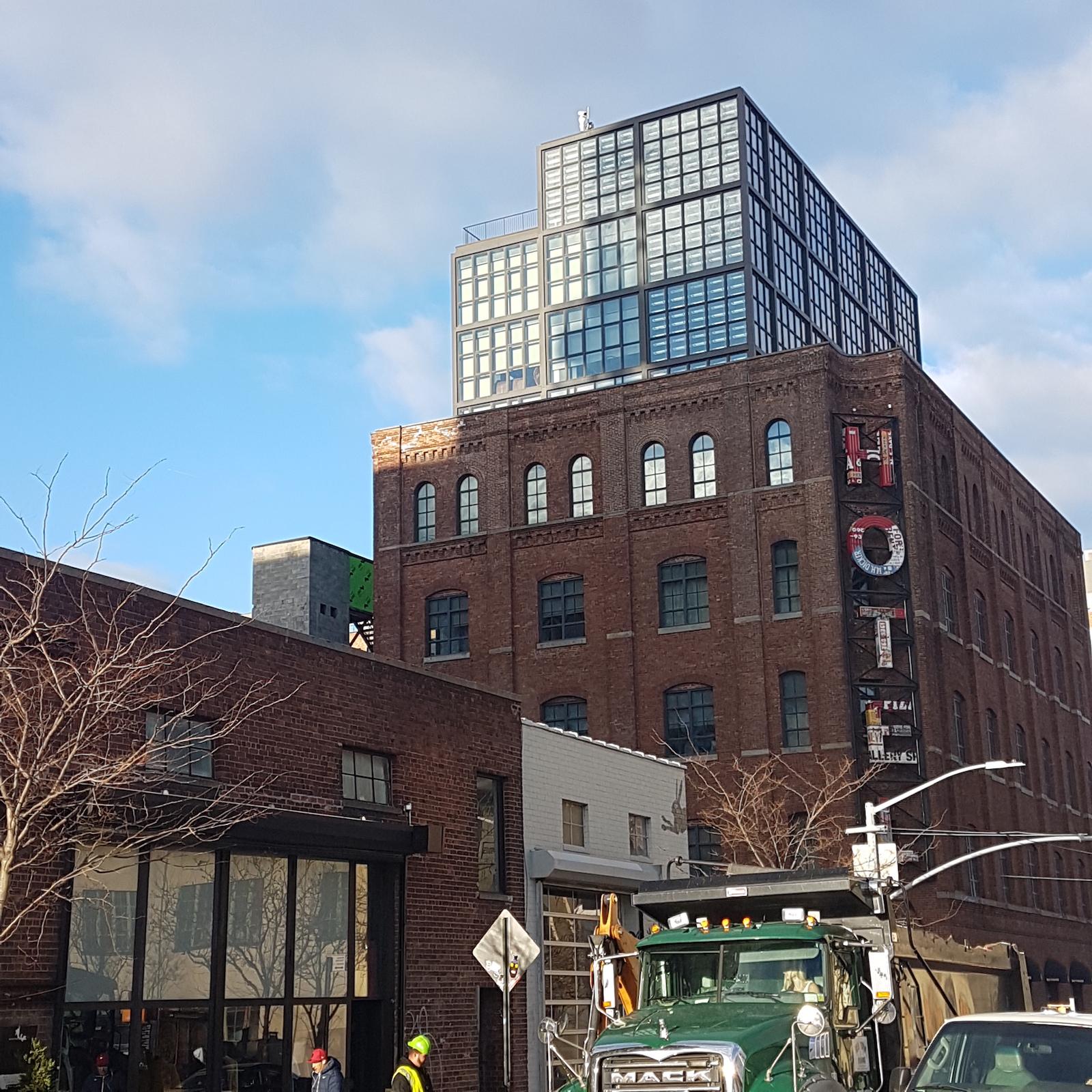 The Wythe Hotel Brooklyn