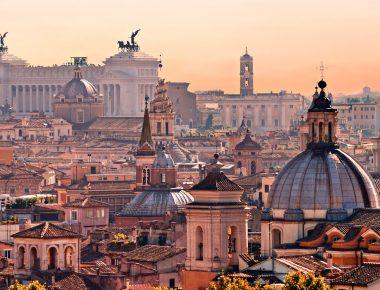 Il me semble désormais que Roger est en Italie : les trésors de Rome en Automne