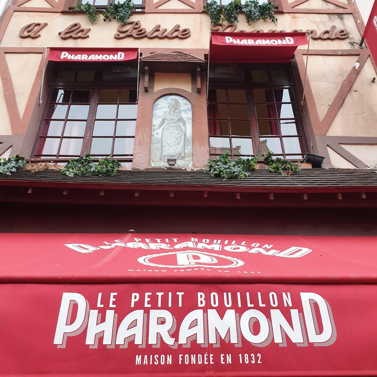 Pharamond Paris
