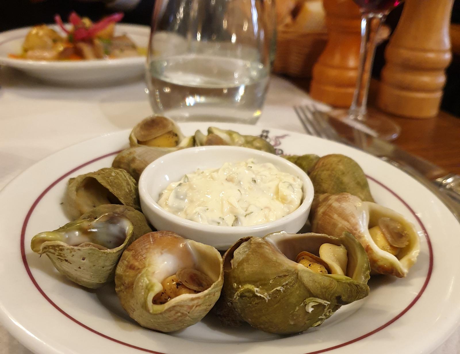 Pharamond Restaurant Paris 7