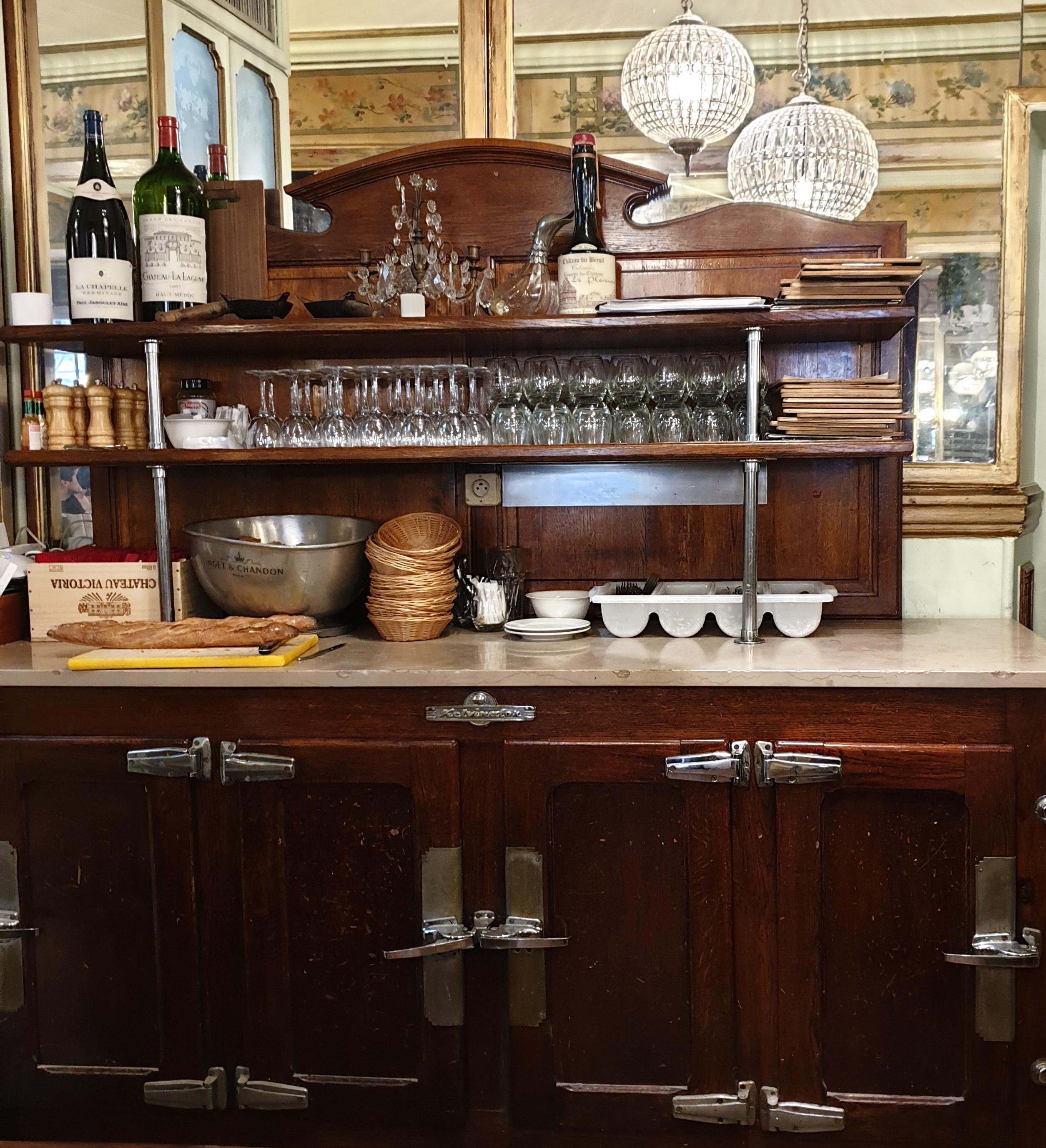 Pharamond Restaurant Paris 8