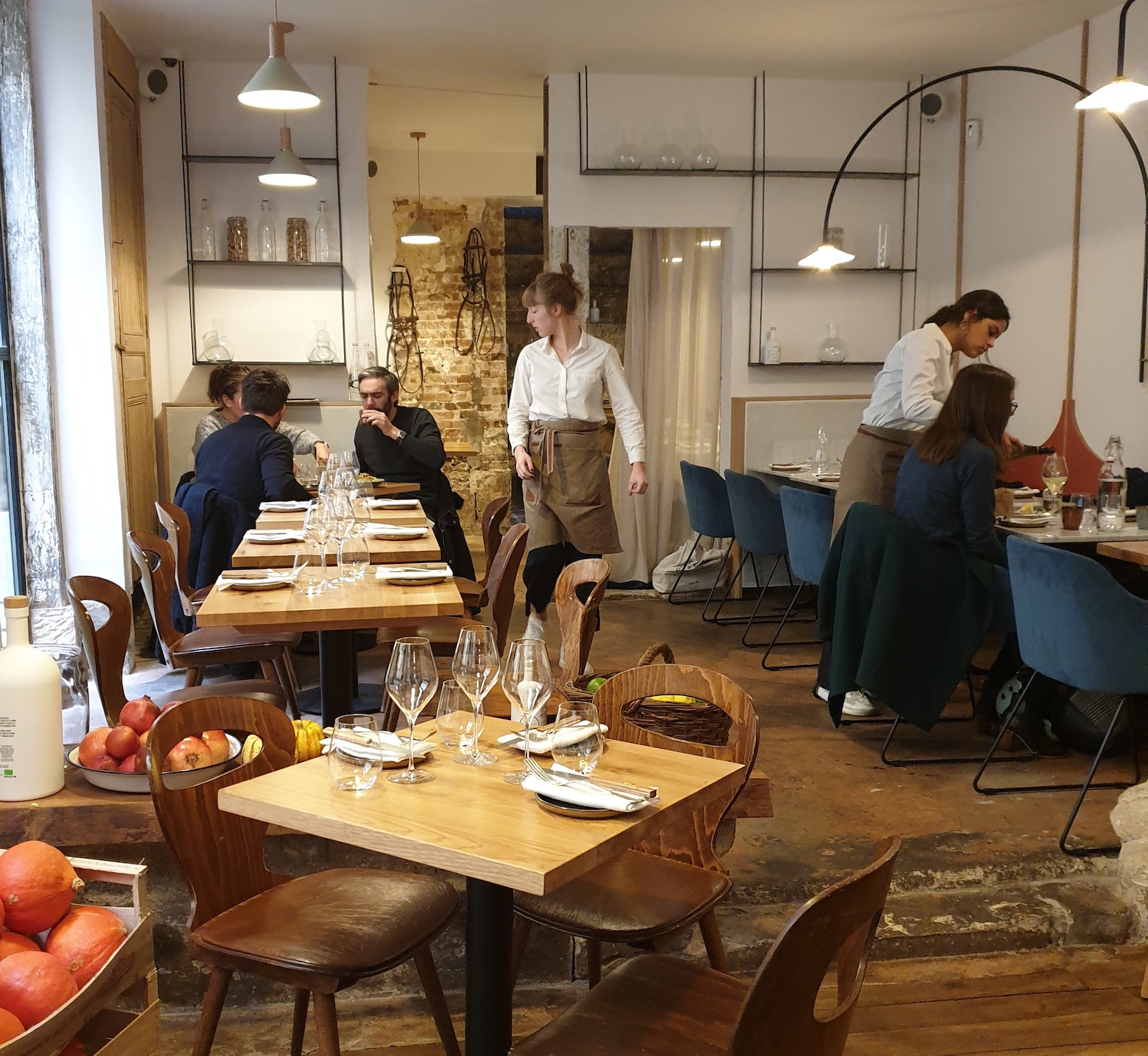 Pouliche Restaurant Paris 2