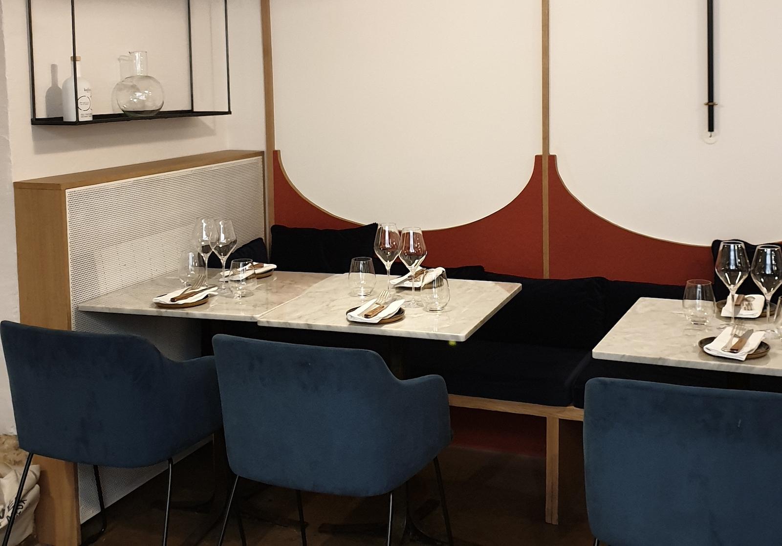 Pouliche Restaurant Paris 5
