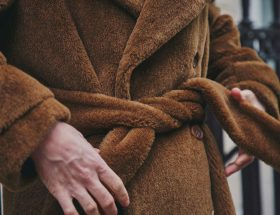 L'hiver à poil en Teddy Bear Coat