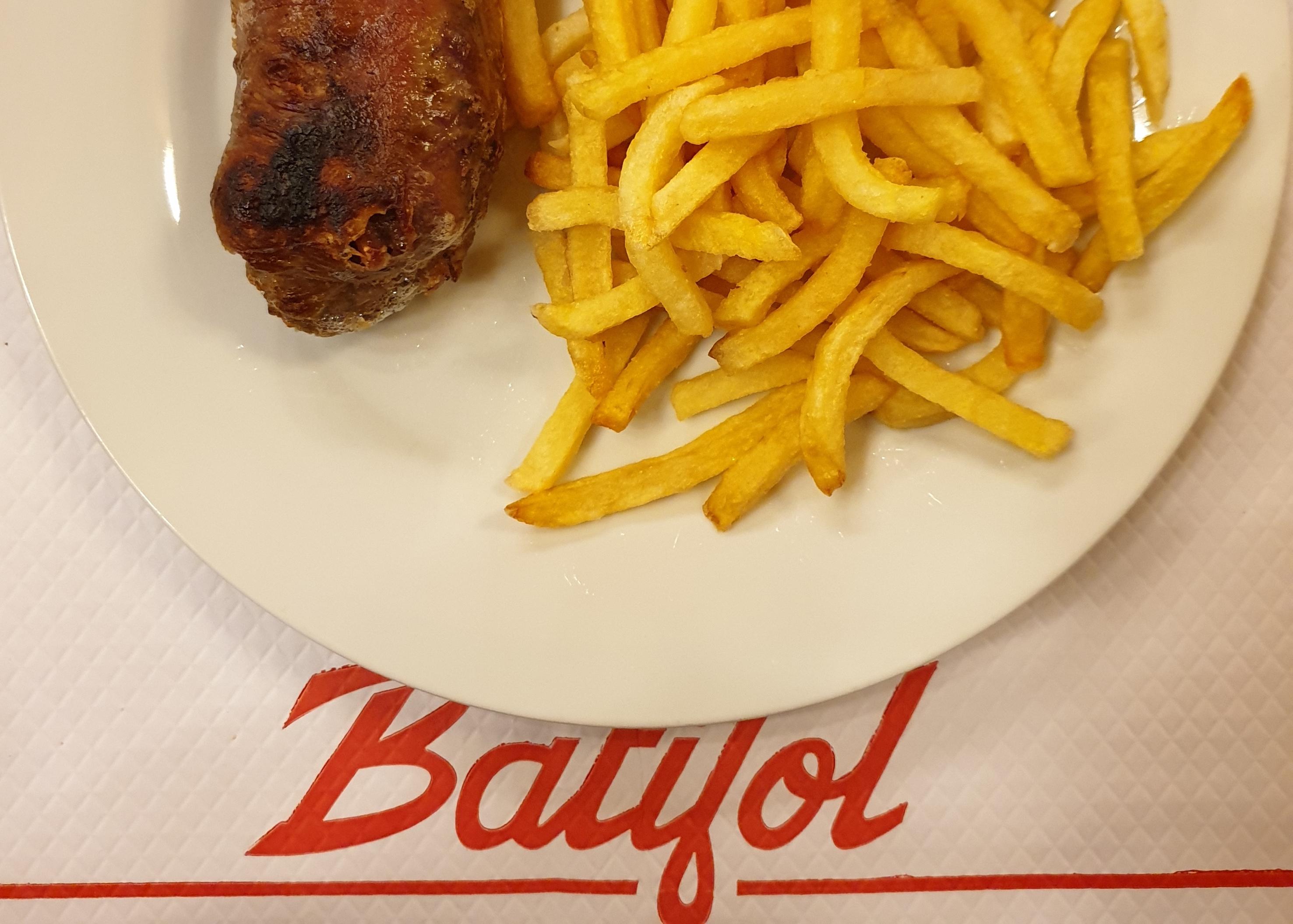 Batifol Restaurant Paris 4