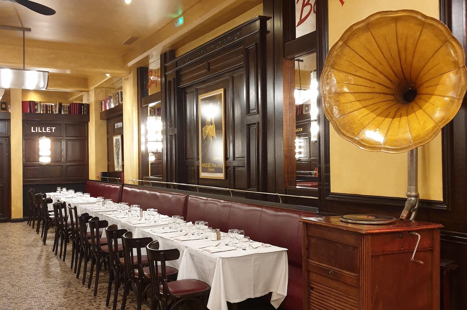 Batifol Restaurant Paris 7