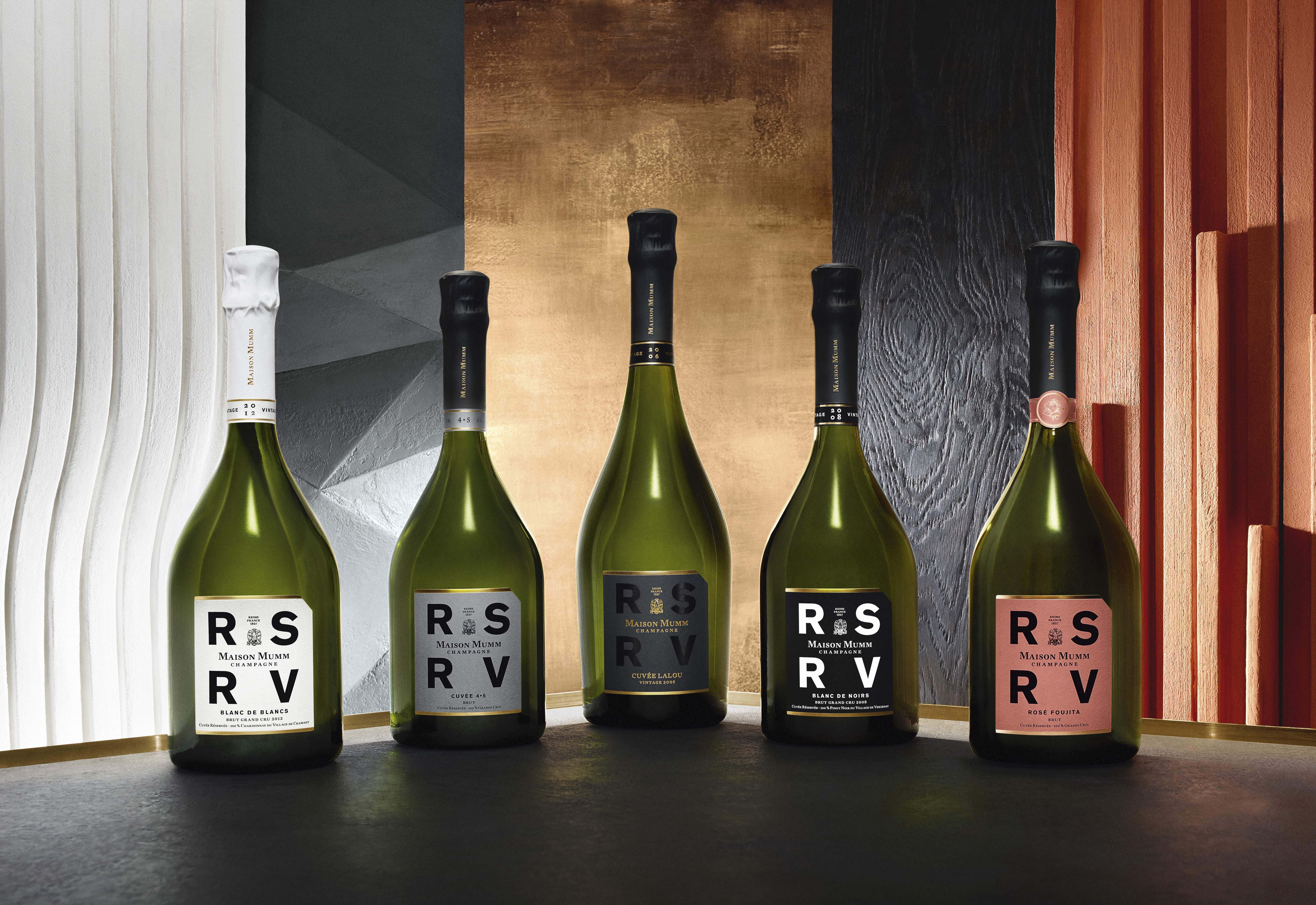 Cuvées RSRV