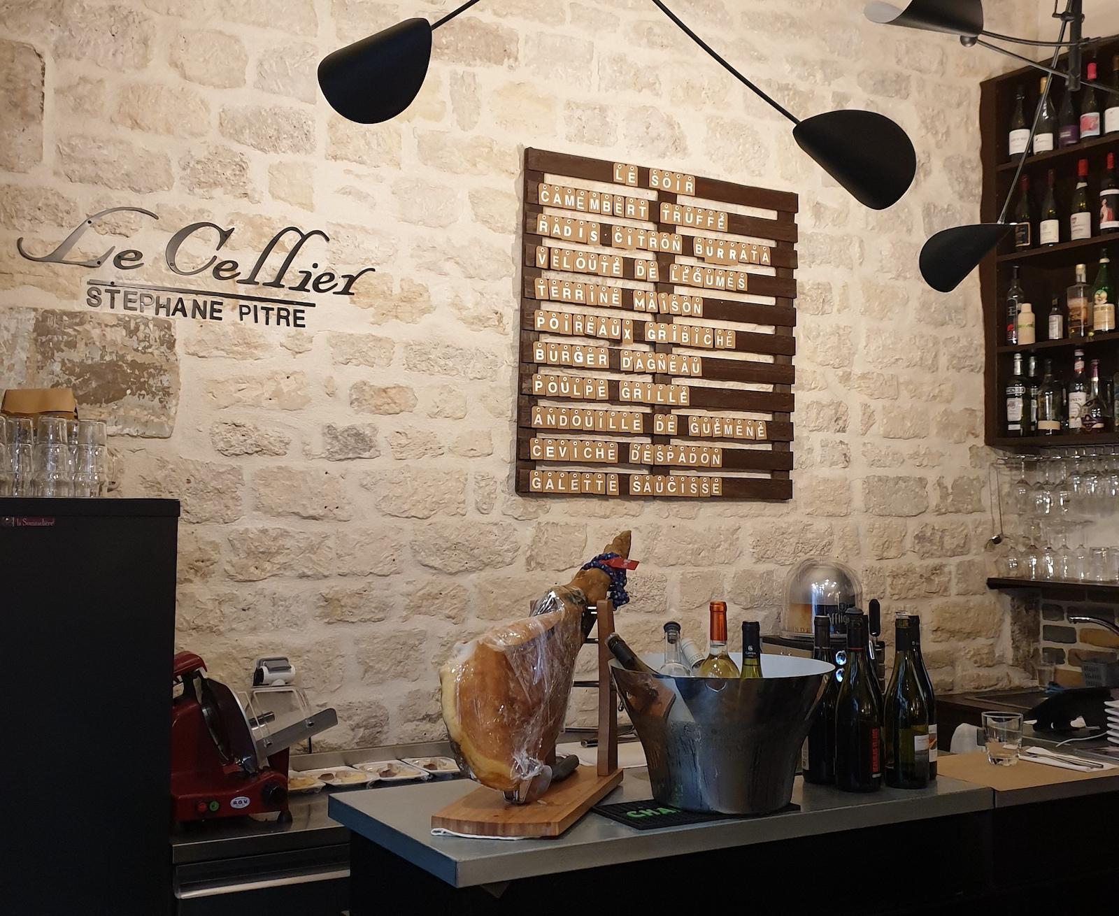 Le Cellier Restaurant Paris 1