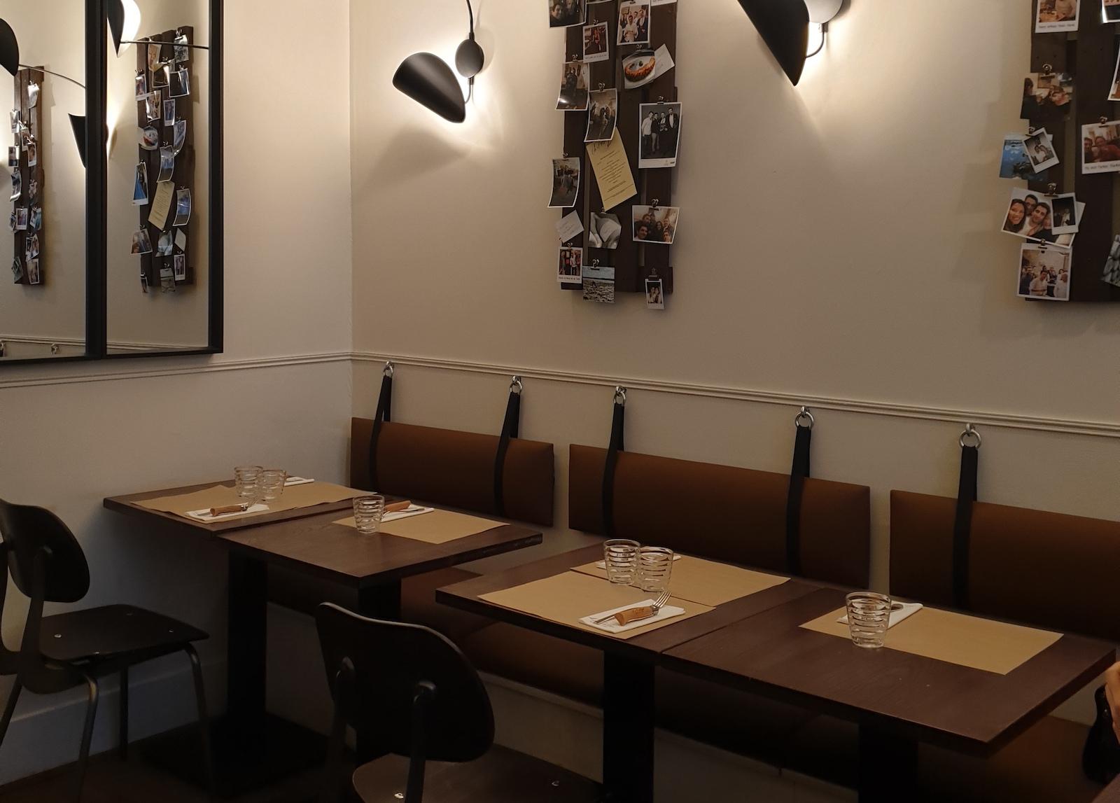 Le Cellier Restaurant Paris 2