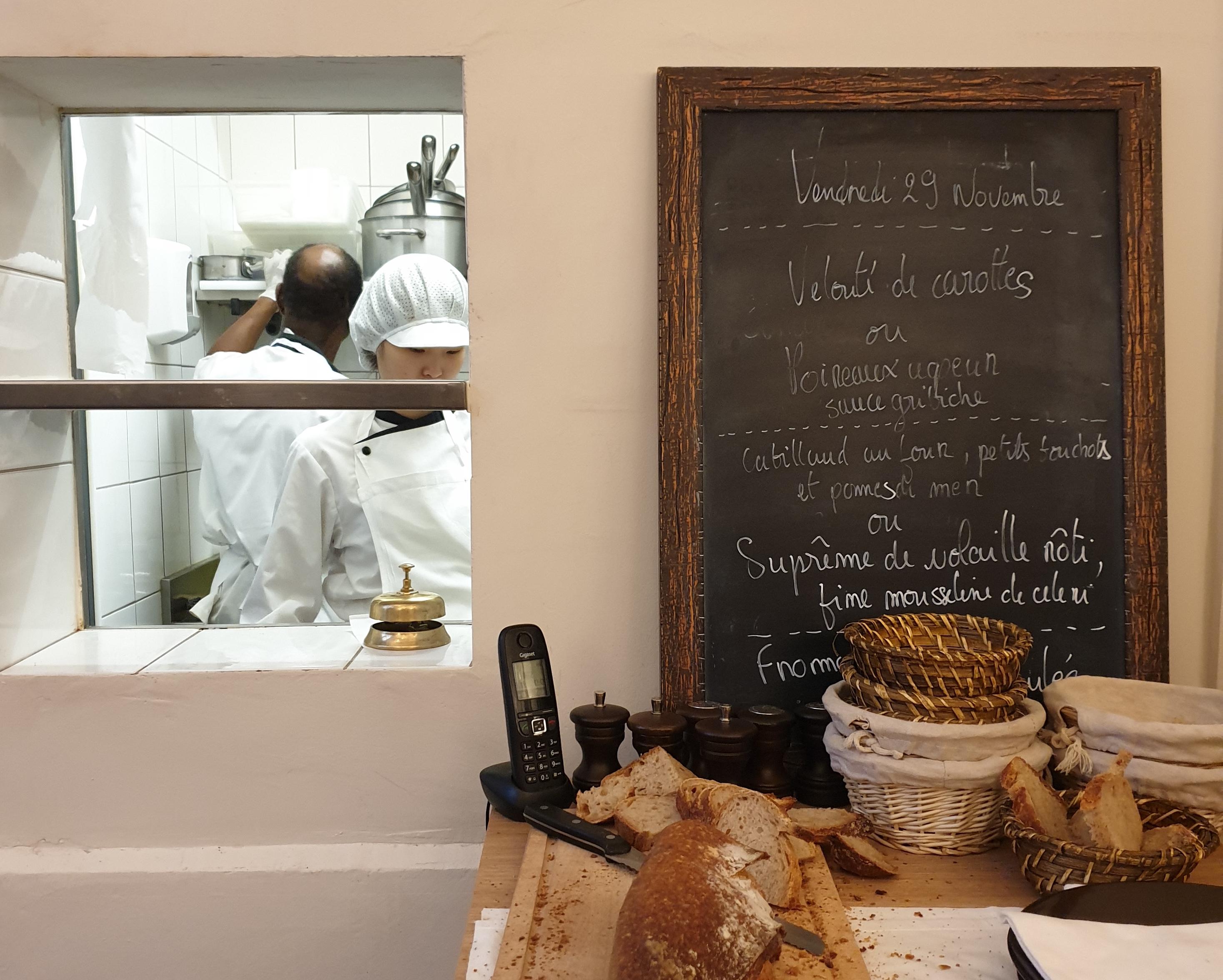 Le Cellier Restaurant Paris 3