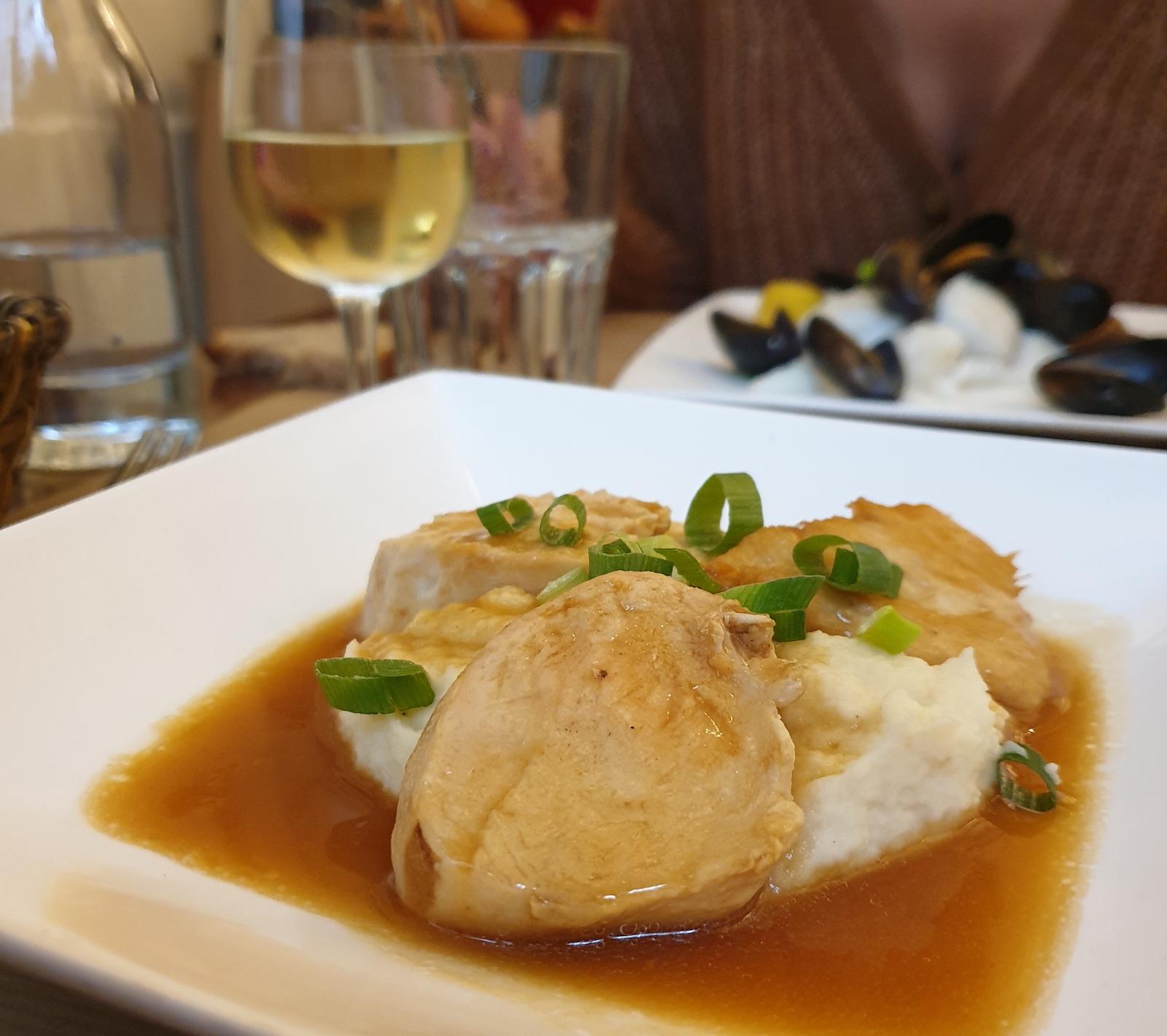 Le Cellier Restaurant Paris 6