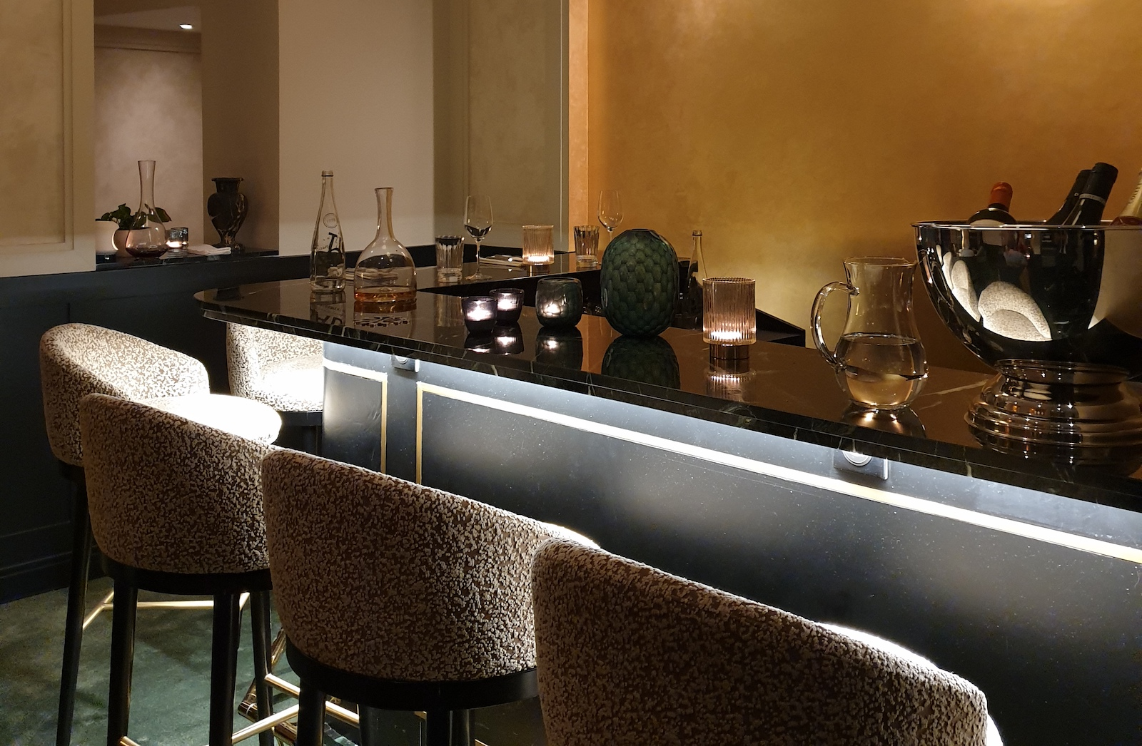 Marcore Restaurant Paris 1