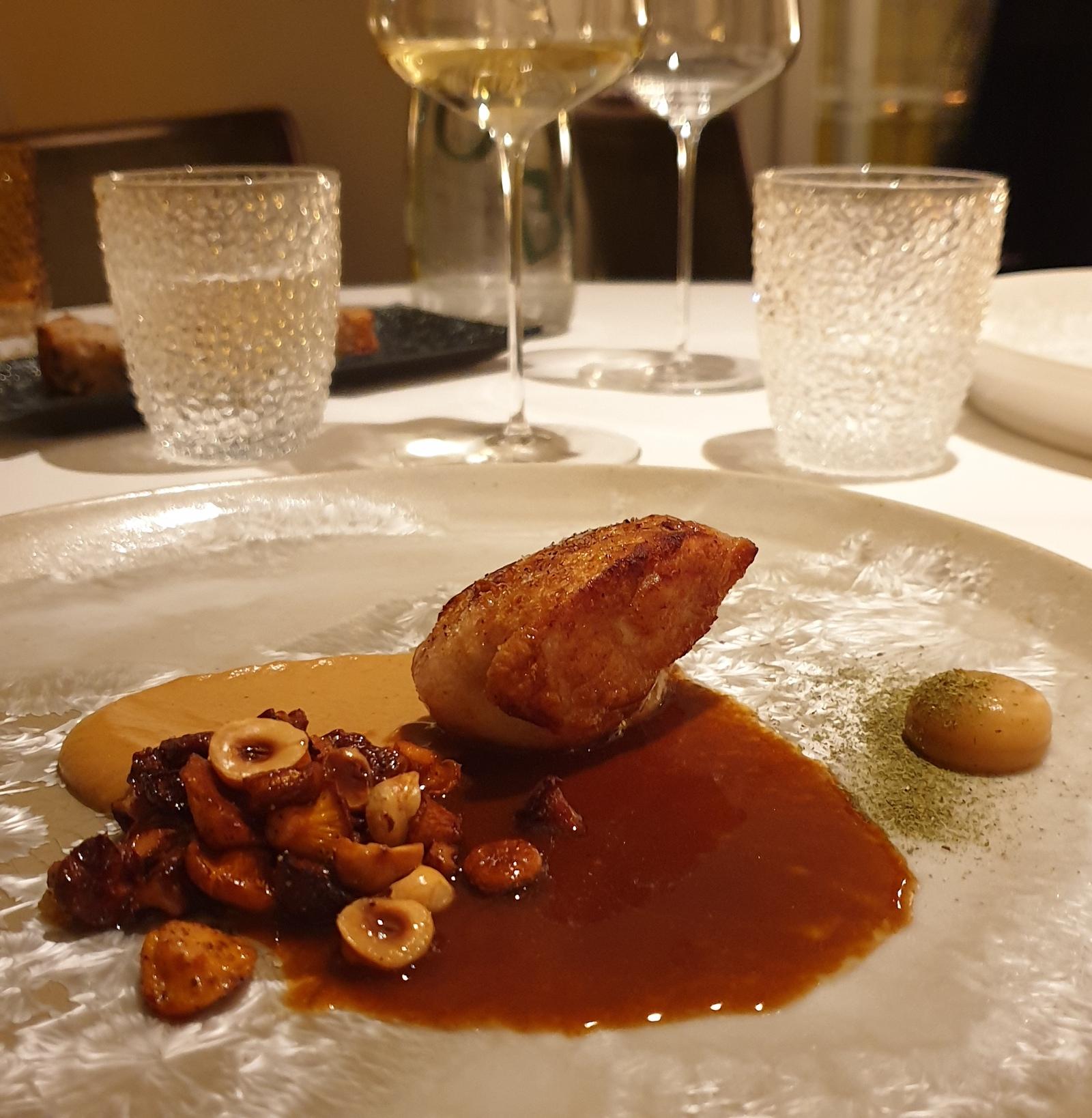 Marcore Restaurant Paris 6
