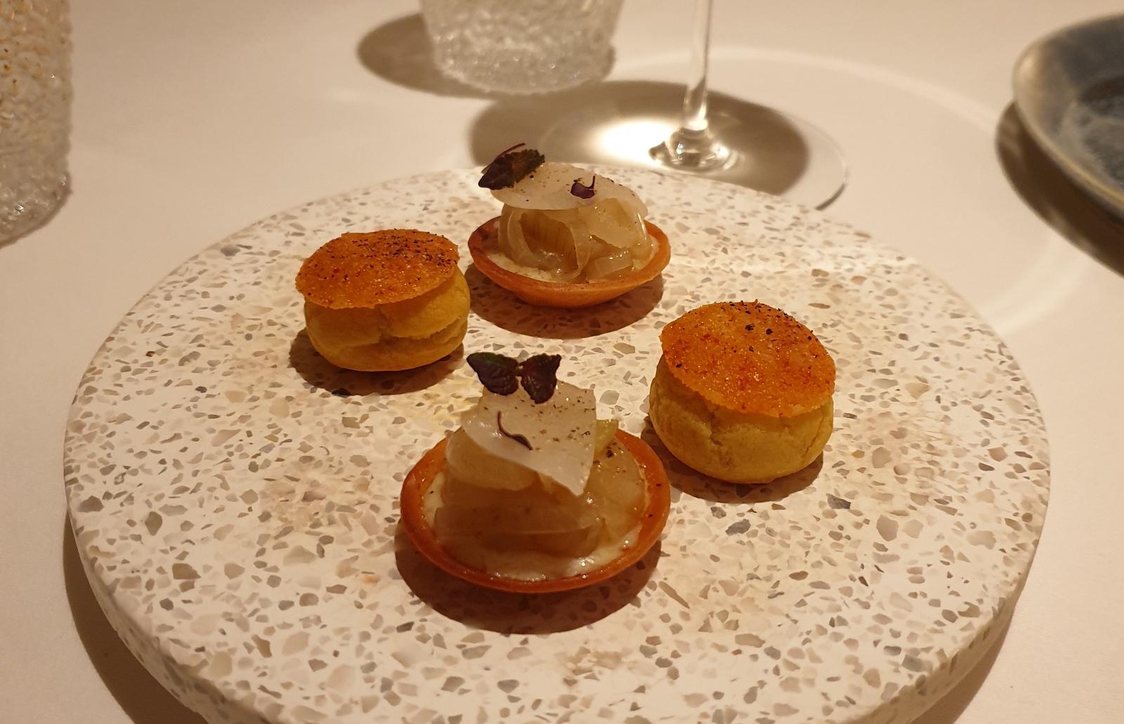 Marcore Restaurant Paris 8