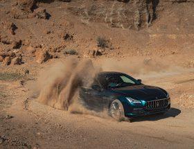 Hommage à la Quattroporte, la voie Royale pour Maserati