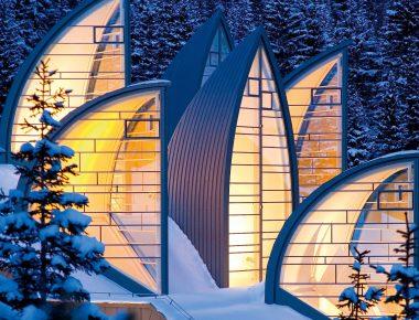 Notre top 9 des plus belles architectures de montagne