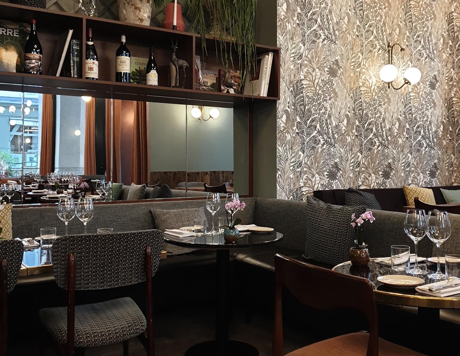 Mordu Restaurant Paris 1